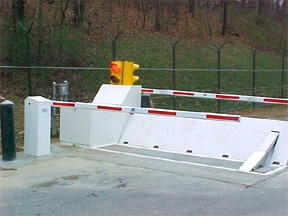 Barrier Crash Swing Gates Barrier Gate Operators